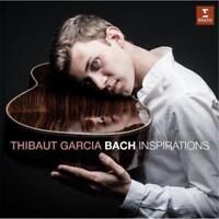Thibaut Garcia Bach Inspirations CD NEW