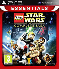 Lego Star Wars The Complete Saga ~ PS3 (in Great Condition)