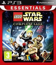 Lego Star Wars The Complete Saga ~ PS3 (en gran condición)