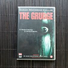 THE GRUDGE - DVD