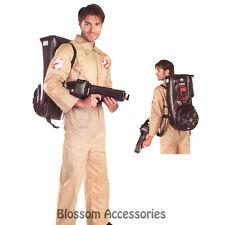 C97 Licensed Ghostbusters Mens Fancy Dress Halloween Adult Costume