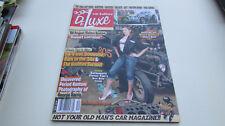 CAR KULTURE DELUXE MAGAZINE Rat Rods back issue - #37 December 2009