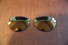 Polarlenz oro 24k Polarizado Lente De Repuesto Para Oakley Jupiter Lx Gafas de sol