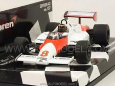 McLaren MP4/1C Ford Test Silverstone 1983 Stefan Bello 1:43 MINICHAMPS 530834398