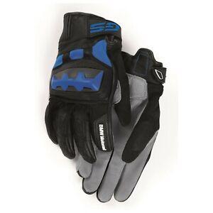 "BMW Motorrad ""Rallye"" Glove Black/Blue 76218395250"