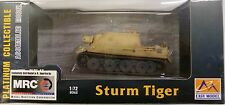 Easy Model MRC 1/72 German Strum Tiger 1001 Tank Model Built Up 36100