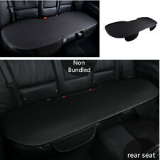 Universal Summer Ice Silk Breathable Cool Single Rear Car Seat Cover Cushion New