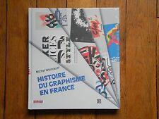 Michel Wlassikoff, Histoire du graphisme en France, Editions Les Arts Decoratifs