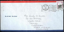 Saudi Arabia 1992 Commercial Cover To England #C32198