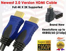 Super Resolution 2.0 Version 4K X 2K 3FT HDMI + HDMI to Micro HDMI F/M Adapter