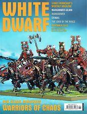 BIANCO NANO MAGAZINE NOVEMBRE 2012 Warhammer Games Workshop Citadel @new @