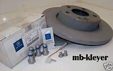 MB A-Klasse 169 Original Bremsscheiben+Bremsklötze vorn, nur für A150