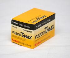 Kodak TMAX 3200 135-36 negro y blanco película