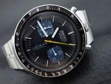Vintage Seiko 6138-0040 Automatic Chronograph Mens Watch-BULLHEAD
