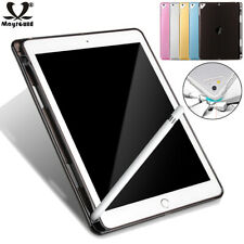 For iPad Pro 10.5 Case with Pencil Holder Cover for iPad Air 2 10.2 12.9 9.7