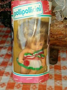 Rarissima bambola furga pollipollici Anni 70