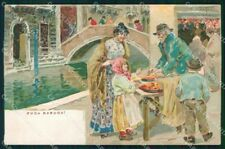 Venezia Città Zuca Baruca Tafuri cartolina RT8065