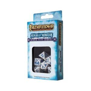 Pathfinder Reign of Winter - je 1x,1W4,1W6,1W8,1W10,1W12