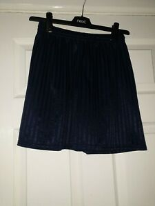 Blue PE Sports Shorts Size M