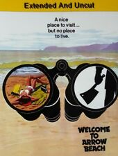 WELCOME TO ARROW BEACH (DVD 1974 Meg Foster classic horror)