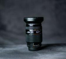 Nikon Nikkor AF 35-70mm f/2.8D + metal hood