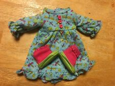 Wellie Wishers Fantastic Firefly Nightgown And Slippers New Other