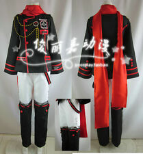 D.Gray-man Lavi Halloween Set Cosplay Costume J001