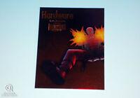 2013 Fleer Marvel Retro Deadpool Metal Hardware Card 1:60 Packs Rare #2 of 10H