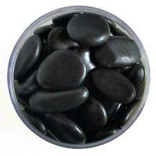 5 Lb. Black River Stones Garden Fountain Pond Pot Polished Stone Rock Shine