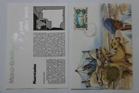 MAURITANIA 5 OUGUIYA 1990 COIN COVER A98 - 58