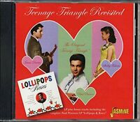 Shelley Fabares - The Original Teenage Triangle - Plus Bonus Tracks [CD]
