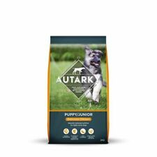 Autarky Puppy/Junior Delicious Chicken Dry Dog Food - 2Kg Premium Quality Nature