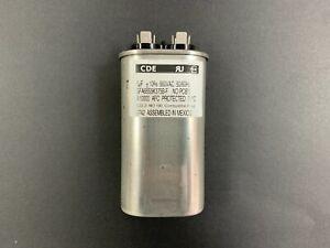 5uf 660VAC mfd CDE Motor Run Capacitor SFA66S5K375B-F