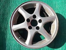 "Volvo 850 V70 S70 OEM Wheel Antlia 15"" x 6.5 Thin Peaked 6 Spoke Autlia 9192518"
