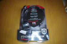 NEW Call of Duty Black Ops PS3 headset Stealthcommunicator by Madcatz