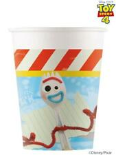 Toy Story 4 Paper Party Cups x 8