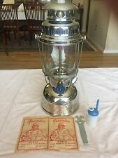 Rare Vintage Petromax lantern 523/500cp made in Germany New.