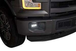 F250 F350 PUTCO LUMINIX HI Power LED Fog Light Lamp Kit Plug N Play VFL3Z15200C