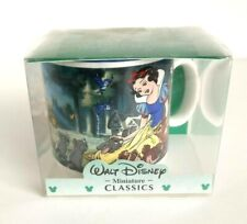 Disney Miniature Classics Boxed Mug - Snow White And The Seven Dwarfs - Rare