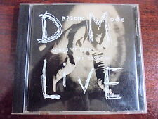 CD Musica,Depeche Mode,Song of Faith & Devotion Live,Mure Records 1993