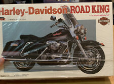 Harley Davidson Road King 1/12 Model Factory Sealed