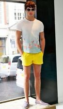"New ORLEBAR BROWN Setter Swim Shorts W 36"", Yellow Shorter Leg"