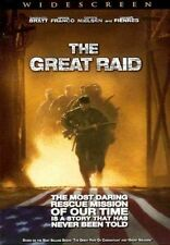The Great RAID DVD 2005 Benjamin Bratt