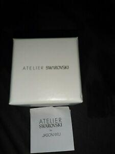 Atelier Swarovski Prisma Motif Ring by Jason Wu Golden Size 58/8 New w/Box !!!