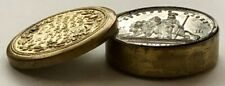 """V382: 1850's Box with x3 Medals - """"THE QUEEN, PRINCE ALBERT AND BRITAIN'S HOPE"""""""