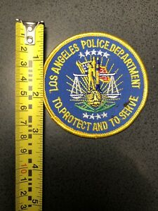 LAPD LOS ANGELES POLICE DEPT - CALIFORNIA
