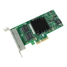 Intel Ethernet Server Adapter I350-T4 4x 1GB Quad Port Controller I350T4G1P20