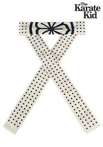 Soft Cloth Printed Lotus Karate Kid Miyagi Headband Standard