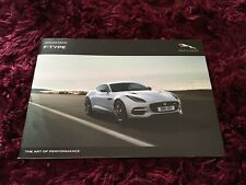 Jaguar F-Type Accessories Brochure 2017 - April 2017 UK Issue