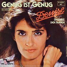 "7"" Denise (Heike Hielscher) è abbastanza abbastanza HAZELL DEAN whatever I do Big Mouth"